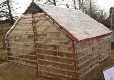 Construcción de un Invernáculo